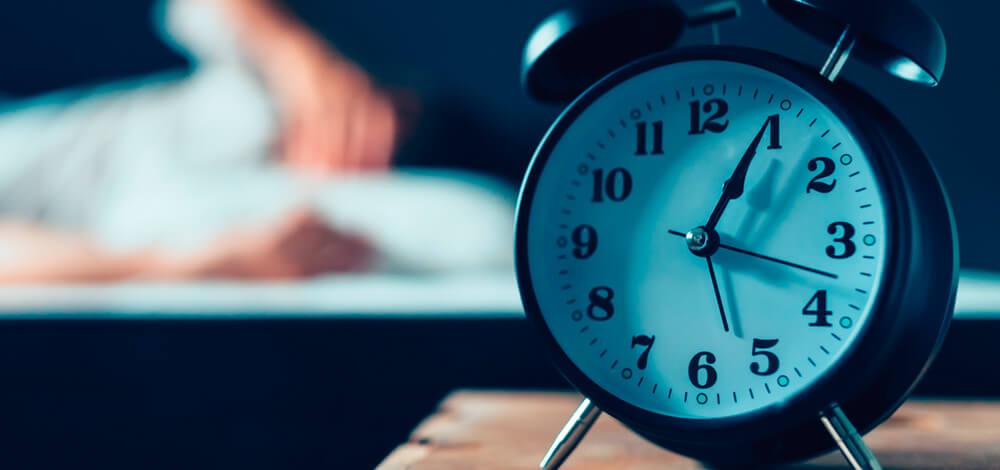 ¿Sabes por qué se produce el insomnio?