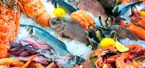 Ventajas nutricionales de los pescados y mariscos
