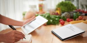 ¿Qué debe tener en cuenta a la hora de planificar su menú semanal?